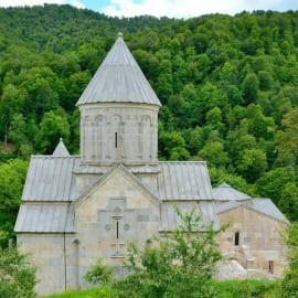 Haghartsin in Armenia