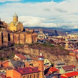 Two-days tour to Tbilisi
